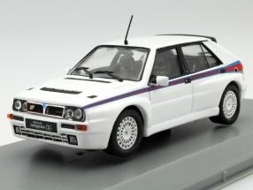 Lancia Delta Integrale Martini Baujahr 1992 weiß 1:43 WhiteBox