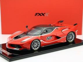 Ferrari FXX-K #12 rot 1:12 BBR