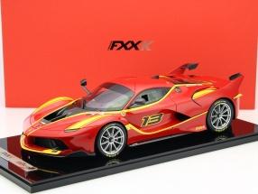 Ferrari FXX-K #13 rot / gelb 1:12 BBR