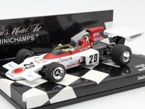 Dave Charlton Lotus 72 #29 Großbritannien GP Formel 1 1972 1:43 Minichamps