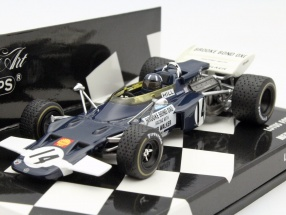 Graham Hill Lotus 72 #14 mexico GP formula 1970 1:43 Minichamps