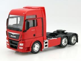 MAN TGX (6x4) red 1:32 Welly