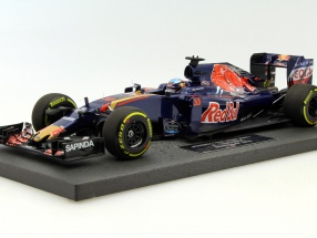 Max Verstappen Toro Rosso STR11 #33 Bahrain GP Formel 1 2016 1:18 Minichamps