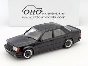 Mercedes-Benz 300 E 5.6 AMG (W124) schwarz 1:18 OttOmobile