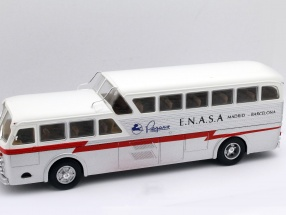 Pegaso Z-403 Reisebus silber 1:43 Altaya