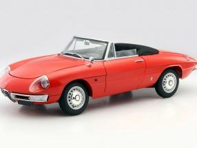 Alfa Romeo 1600 Duetto Spider rot 1:8 WhiteBox