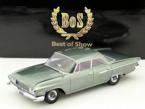 Dodge Dart Phoenix Year 1961 gray green 1:18 BoS-Models
