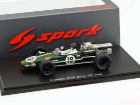 Dan Gurney Brabham BT24 #18 Niederlande GP Formel 1 1968 1:43 Spark