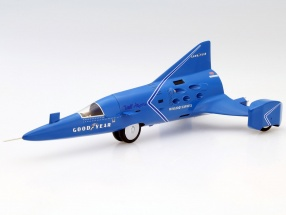 WingFoot Express II LSR Attempt 476,6 mph One Way Bonneville 1965 Tatroe 1:43 Spark