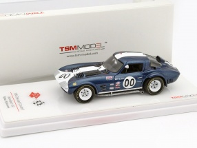 Chevrolet Corvette Grand Sport Coupe #00 Nassau Speedweek 1964 1:43 TrueScale