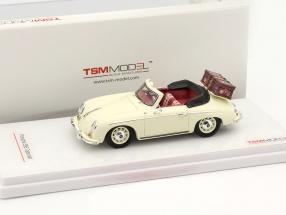 Porsche 356 Cabriolet elfenbein 1:43 TrueScale