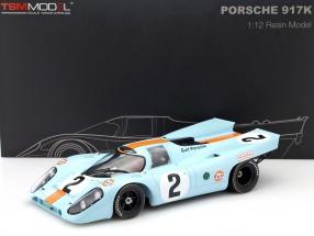 Porsche 917K #2 Winner 24h Daytona 1970 Rodriguez, Kinnunen, Redman 1:12 TrueScale