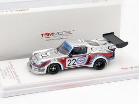 Porsche 911 Carrera RSR #22 2nd 24h LeMans 1974 Lennep, Müller 1:43 TrueScale