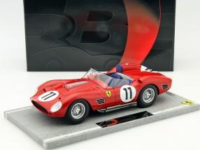 Ferrari 250 TR59/60 #11 Winner 24h LeMans 1960 Frere, Gendebien 1:18 BBR