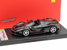 Ferrari LaFerrari Aperta black 1:43 LookSmart