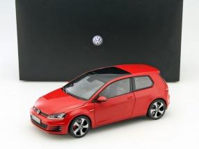 Volkswagen VW Golf VII GTI Baujahr 2013 rot 1:18 Norev