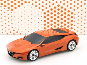BMW M1 Hommage orange metallic 1:18 Norev
