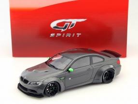BMW M3 (E92) LB Performance Baujahr 2012 grau 1:18 GT-SPIRIT