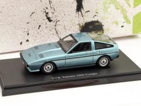 TVR Tasmin 280i Coupe Baujahr 1980 blau 1:43 AutoCult