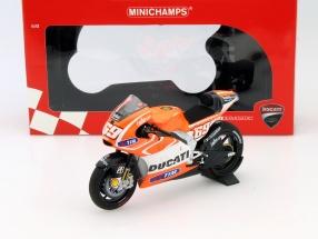 Nicky Hayden Ducati Desmosedici GP13 #69 MotoGP 2013 1:12 Minichamps