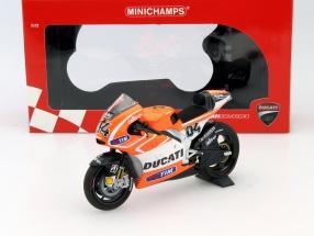 Andrea Dovizioso Ducati Desmosedici GP13 #4 MotoGP 2013 1:12 Minichamps