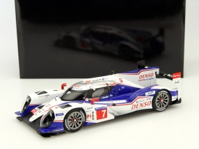 Toyota TS040 Hybrid #7 24h LeMans 2014 Wurz, Sarrazin, Nakajima 1:18 AUTOart