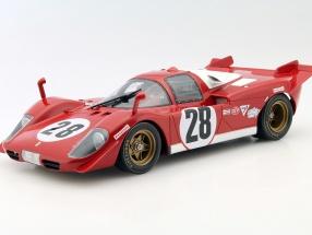 Ferrari 512 S #28 3rd 24h Daytona 1970 Andretti, Merzario, Ickx 1:18 CMR