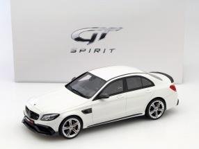 Brabus 650 Baujahr 2015 weiß 1:18 GT-SPIRIT