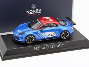 Alpine Celebration Dieppe 2015 1:43 Norev