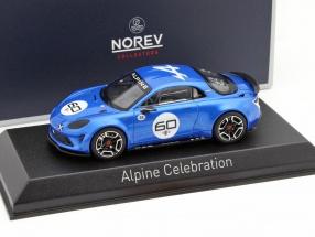Alpine Celebration Goodwood 2015 1:43 Norev