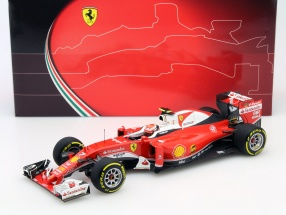 Kimi Räikkönen Ferrari SF16-H #7 Australien GP Formel 1 2016 1:18 BBR