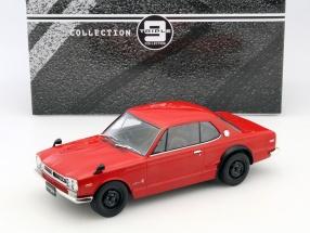 Nissan Skyline GT-R KPGC10 rot 1:18 Triple 9
