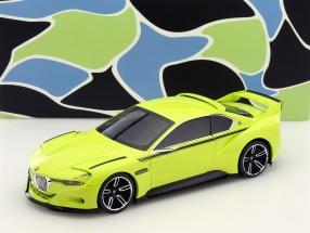 BMW 3.0 CSL Hommage hellgrün 1:18 Norev