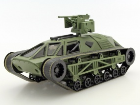Ripsaw tank Fast and Furious 8 green 1:24 Jada Toys