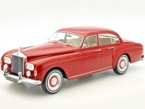Rolls Royce Silver Cloud III Flying Spur RHD dark red 1:18 Model Car Group