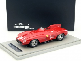 Ferrari 857 #141 SCCA Montgomery 1956 Shelby 1:18 Tecnomodel
