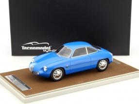Alfa Romeo Giulietta SZ Baujahr 1960 hellblau 1:18 Tecnomodel