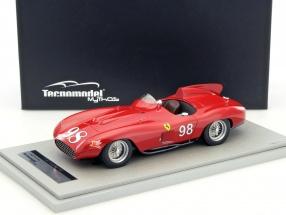 Ferrari 857 #98 Stockton Road Race 1956 McAfee 1:18 Tecnomodel