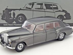 Rolls Royce Phantom V Limousine RHD Baujahr 1964 grau 1:18 Paragon Models