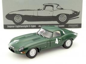 Jaguar Lightweight E-Type #4 Peter Sutcliffe 1:18 Paragon Models