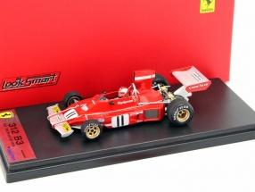 Clay Regazzoni Ferrari 312B3 #11 2nd Brasilien GP Formel 1 1974 1:43 LookSmart