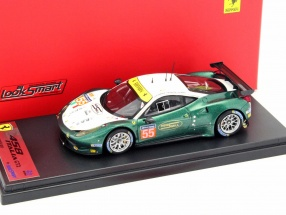 Ferrari 458 Italia GT2 #55 24h LeMans 2016 Cameron, Scott, Griffin 1:43 LookSmart