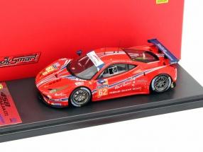 Ferrari 458 Italia GT2 #62 24h LeMans 2016 Sweedler, Bell, Segal 1:43 LookSmart