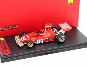 Niki Lauda Ferrari 312B3 #12 2nd Argentinien GP Formel 1 1974 1:43 LookSmart