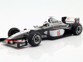 Mika Häkkinen McLaren MP4/13 #8 World Champion formula 1 1998 1:18 Minichamps