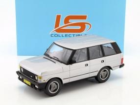 Range Rover Series 1 Baujahr 1986 silber 1:18 LS Collectibles