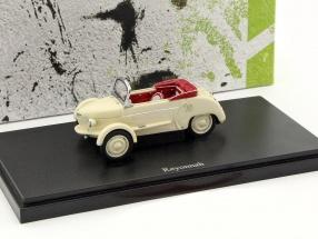 Reyonnah year 1951 beige 1:43 AutoCult