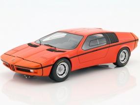BMW Turbo M1 (E25) Baujahr 1972 orange 1:18 Schuco