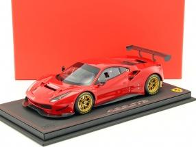 Ferrari 488 GT3 Presse Version 2015 rot 1:18 BBR