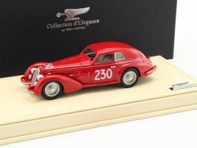 Alfa Romeo 8C 2900B Loungo #230 Winner Mille Miglia 1947 Romano, Biondetti 1:43 TrueScale